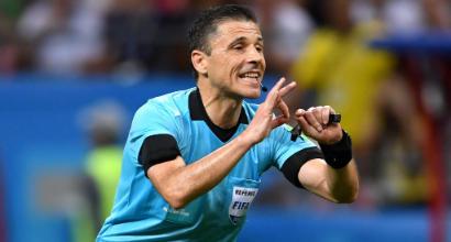 Champions League: Mazic arbitrerà Manchester United-Juve, Sidiropoulos per la Roma