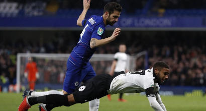 Dall'Inghilterra: accordo Milan-Chelsea per Fabregas