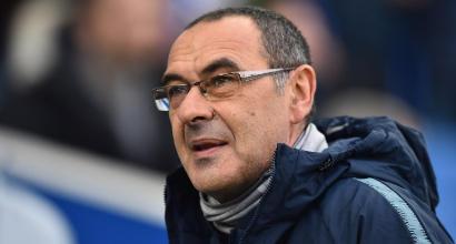 """Chelsea, Sarri: """"Barella? Se parte Fabregas serve un sostituto"""""""