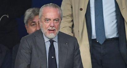 De Laurentiis attacca la Juve: il Presidente del Napoli contro i bianconeri