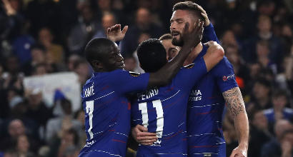 Europa League, quarti di finale: gol e highlights