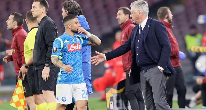 Napoli, Bruscolotti contro Ancelotti: