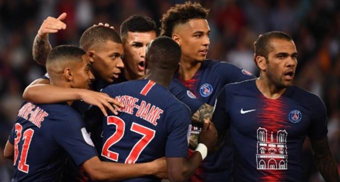 Ligue 1: il Psg è campione e festeggia con la tripletta di Mbappè al Monaco