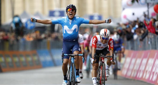 Giro d'Italia 2019: Carapaz vince la quarta tappa, battuto Ewan