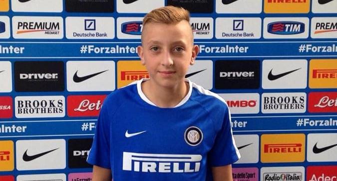 L'Inter piange Maicol Lentini, promessa del settore giovanile