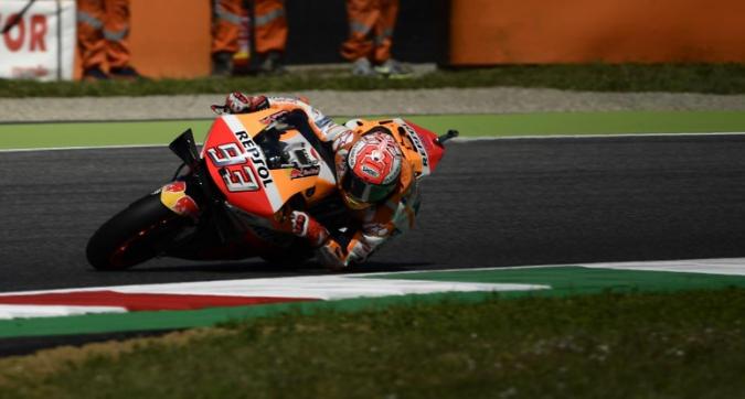 MotoGP, Marquez vola nelle Libere 1
