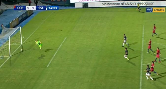 Paraguay: convalida gol fantasma, arbitro fermato 20 giornate