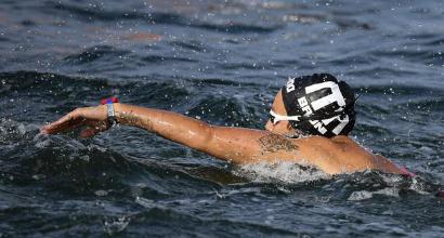 Mondiali di Nuoto, Italia d'argento nella staffetta