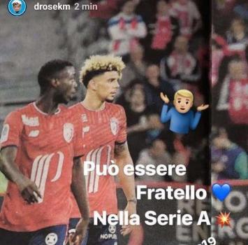 """Napoli, Malcuit chiama Pépé: """"Può essere, fratello..."""""""