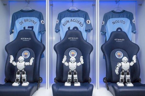 Manchester City: gli ultimi acquisti sono dei... robot