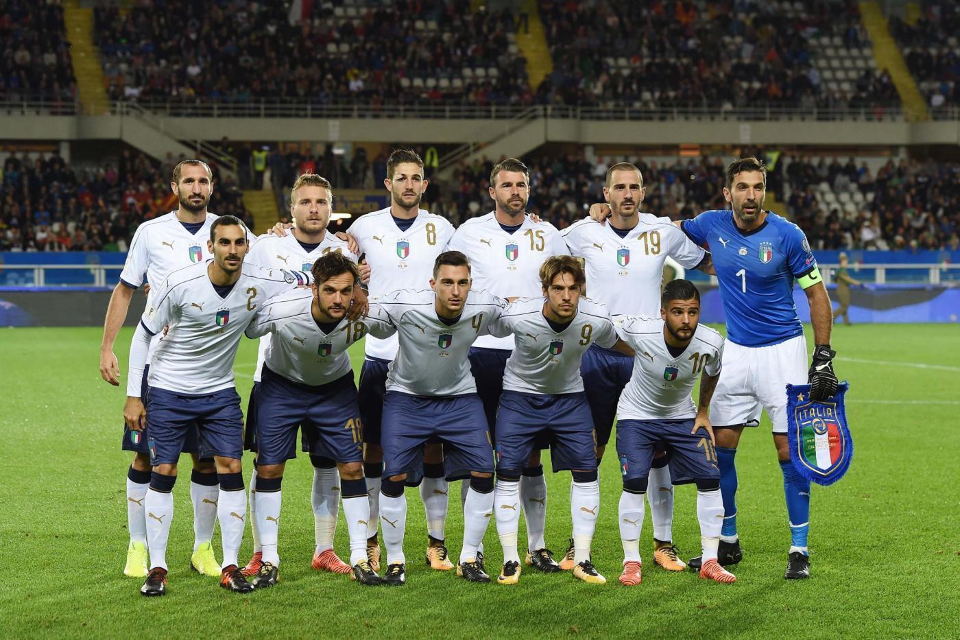 Qual. Mondiali: Italia, solo pari con la Macedonia