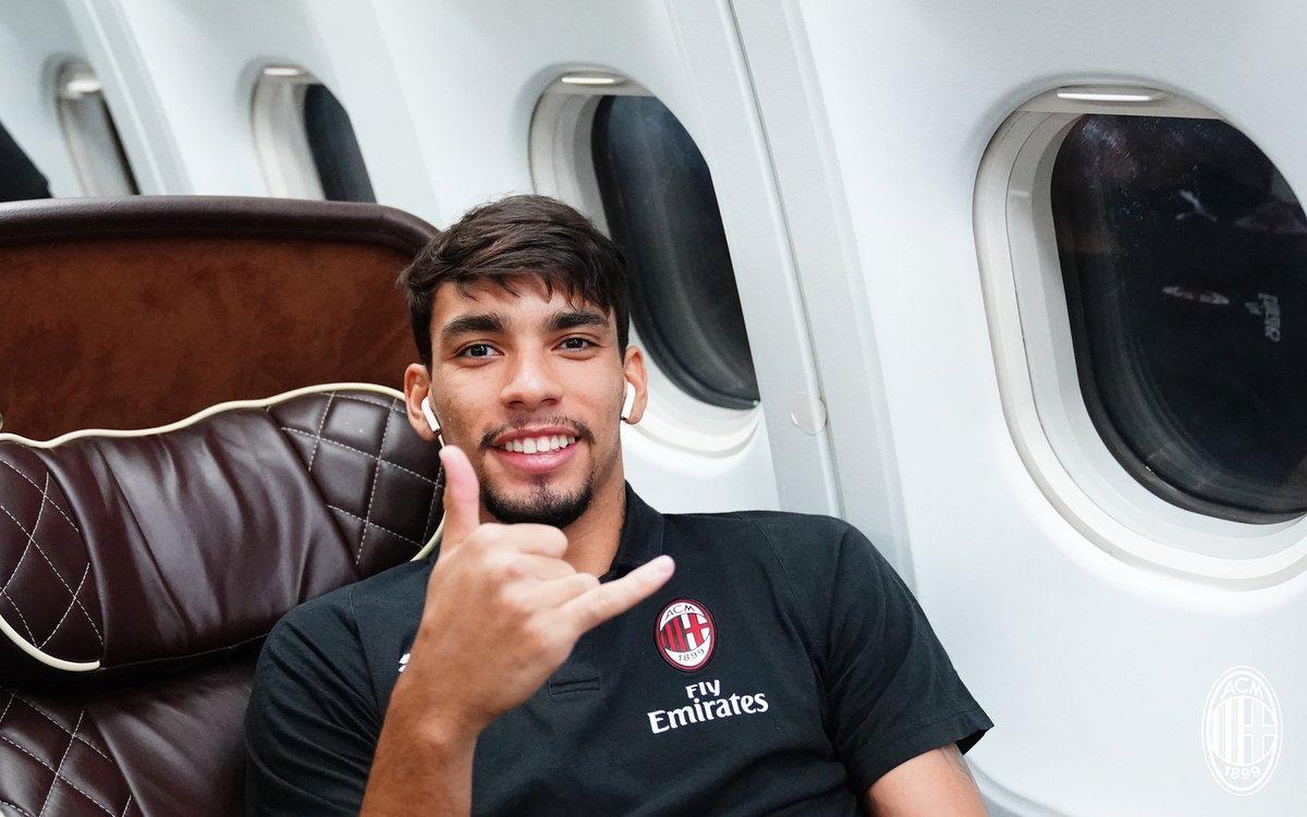 Supercoppa, il Milan per primo a Gedda