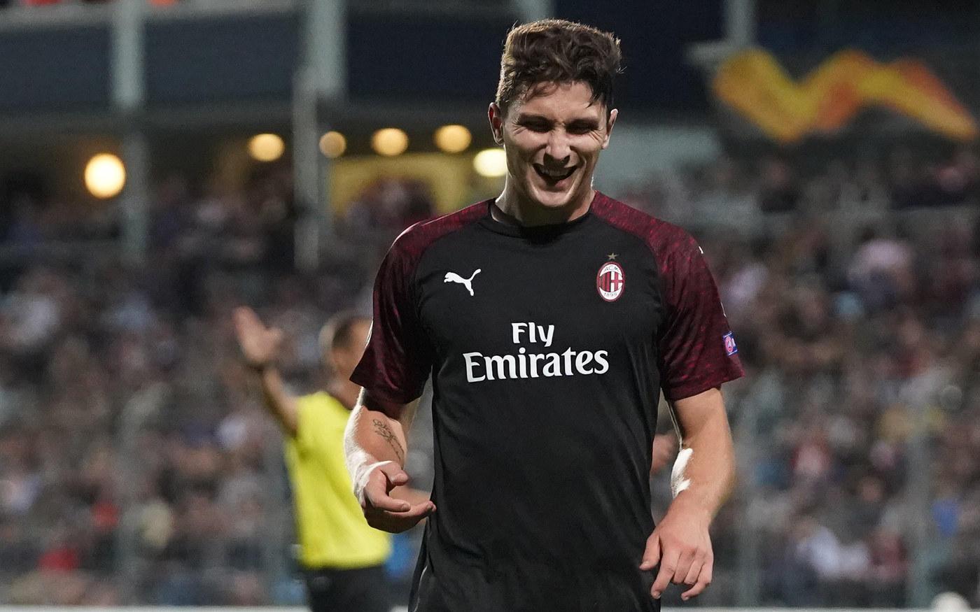 Mattia Caldara (Milan) - Sacrificato dalla Juve per il figliol prodigo Bonucci, in rossonero l'ex Atalanta è stato prima vittima del modulo Gattuso e poi di uno strappo. Una sola presenza con il Dudelange.