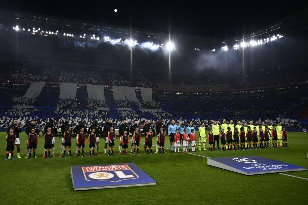 Champions League, il Lione stoppa il Barcellona: 0-0