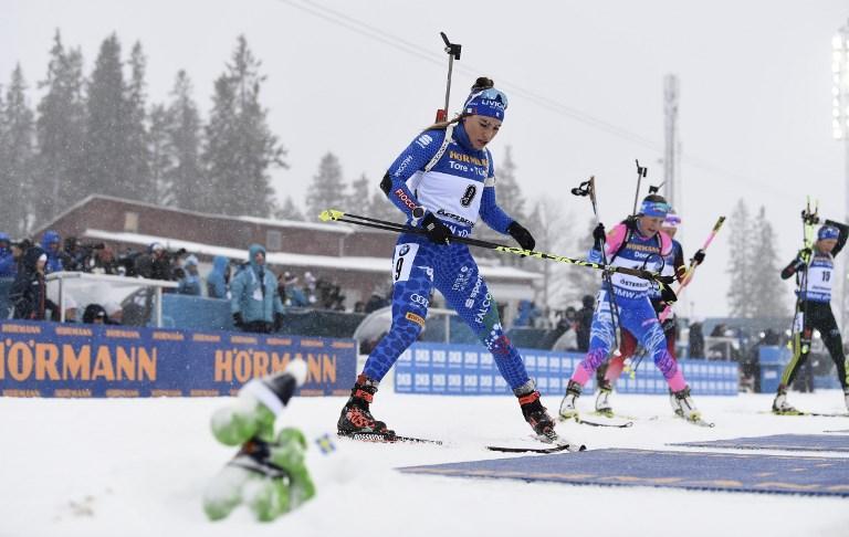 Biathlon: Wierer e Windisch d'oro