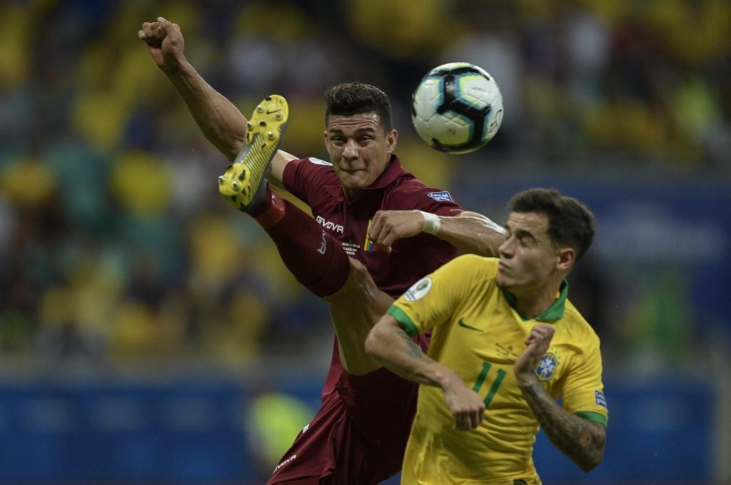 Solo 0-0 per la Seleçao in Coppa America<br /><br />