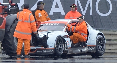 Tragica 24 Ore di Le Mans: morto il danese Simonsen
