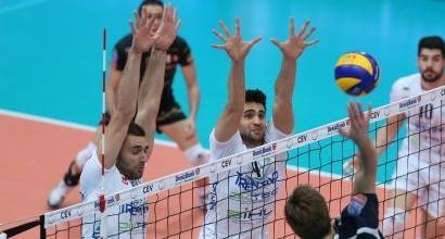 Volley, Champions: Trento e Macerata ok