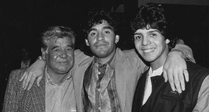 E' morto don Diego, il padre di Maradona