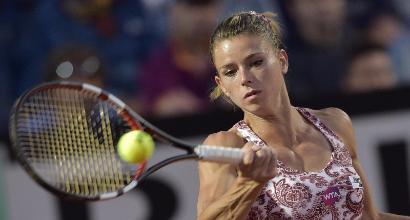 Giorgi, che iella: subito Serena Williams