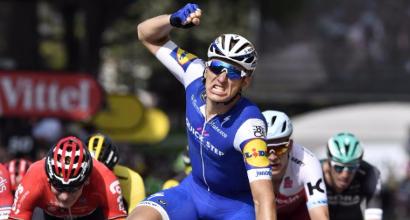 Tour de France 2017, sesta tappa: Kittel trionfa a Troyes