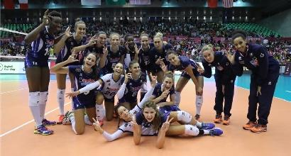 Volley, l'Italdonne batte anche la Turchia e vede Nanchino