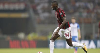Milan-Spartak, accordo per Niang