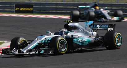 F1, Mercedes: Bottas ha rinnovato, con Hamilton anche nel 2018
