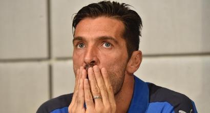 """Buffon: """"Al peggio non ci penso"""""""