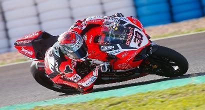 Superbike, Sykes demolisce tutti nei test di Jerez