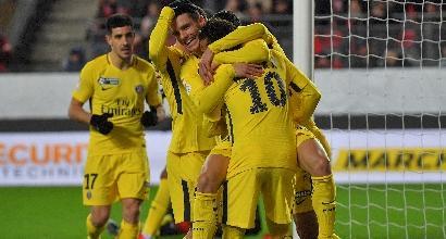 Francia, Coppa di Lega: Psg in finale col brivido