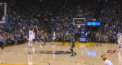 Nba, Curry show: Golden State piega i Clippers