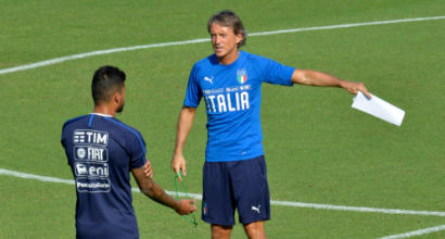 Nations League, Mancini prosegue sulla strada del 4-3-3