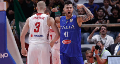Qualificazioni Mondiali 2019, l'Italbasket vola