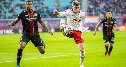 Bundesliga: Lipsia ed Eintracht, doppio tris da zona Champions