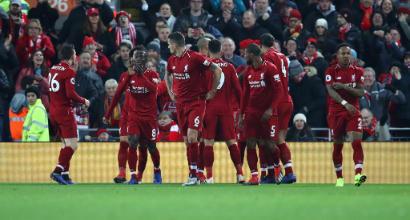 Premier League: tris Liverpool, Mourinho sprofonda