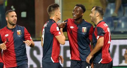 Napoli-Kouame, accordo con il Genoa: le cifre