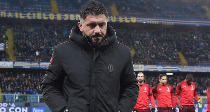 """Milan, Gattuso: """"Higuain? Quando fai delle scelte... Non so cosa accadrà, Paquetà mi è piaciuto"""""""