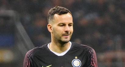 """Inter, Handanovic: """"La fascia non è un titolo nobiliare ma un privilegio"""""""
