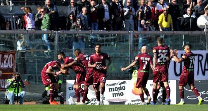 Serie B: pari Verona, colpo La Spezia, il Benevento crolla in casa