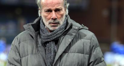 """Sampdoria, Sabatini: """"Ero in coma, ho visto il paradiso: sembrava un supermercato"""""""