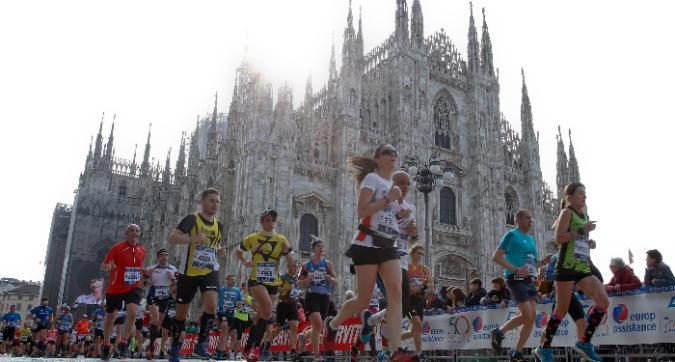 Tutto pronto per la maratona: ecco gli appuntamenti del Milano Running Festival