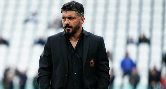 """Gattuso: """"Arbitri? Non è alibi"""""""