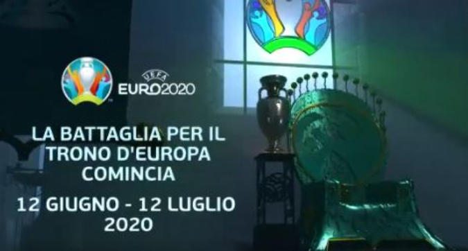 "Euro 2020 come Game of Thrones: ""Chi salirà sul trono d'Europa?"""