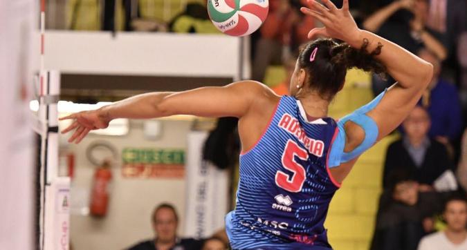 Volley, playoff: Novara lotta, ma la vittoria va a Scandicci