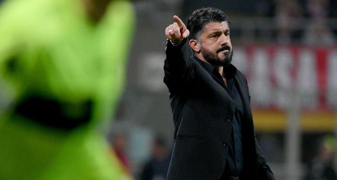 "Milan, Gattuso: ""Ci manca l'anima"""