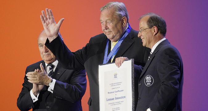 Addio a Lennart Johansson, padre della moderna Champions League