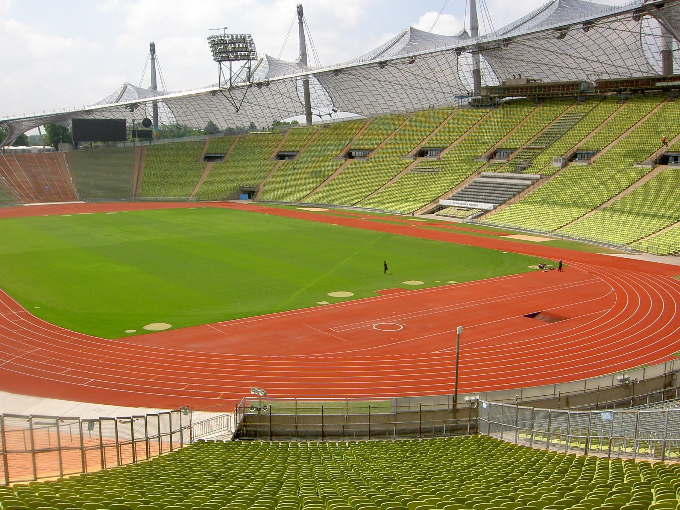 L'Olympiastadion di Monaco
