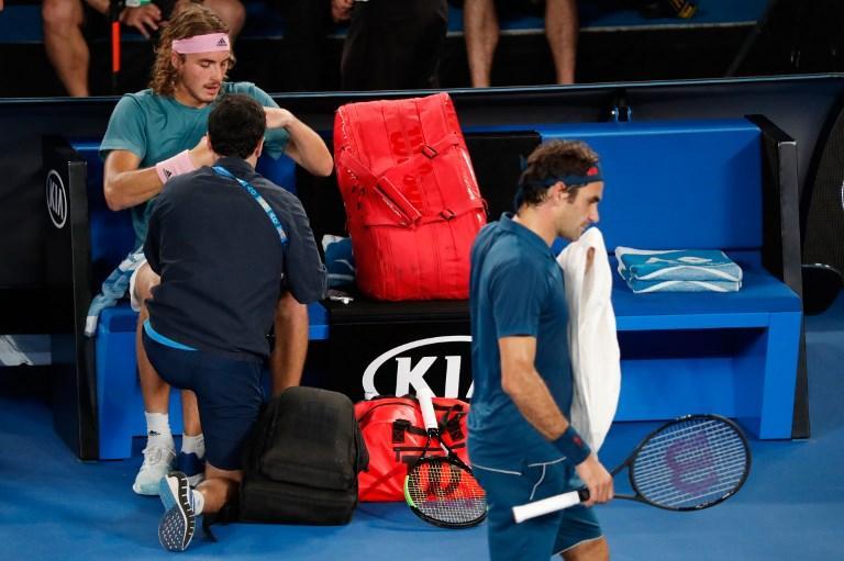 Tennis, Federer già fuori a Melbourne