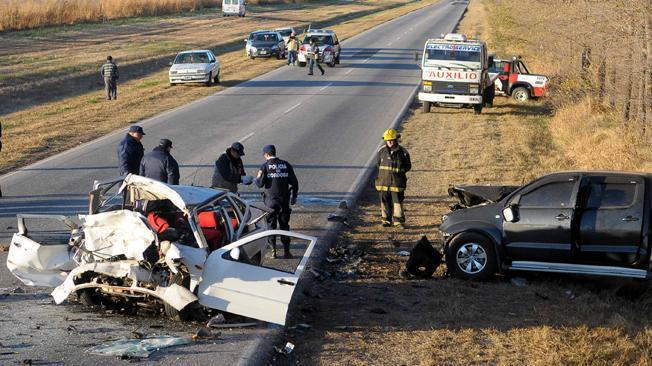 Nel giugno 2011 Hugo Campagnaro fece un frontale con la Toyota Hilux: 3 morti.